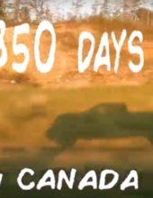 850 Days In Canada